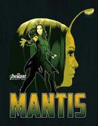 Mantis Infinity War Guardian
