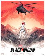 Black Widow Bella Grace Poster