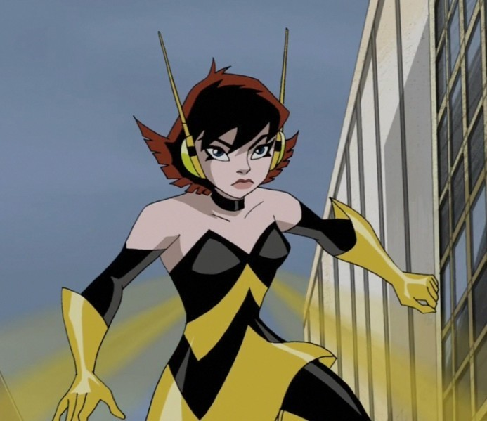 Janet van Dyne (Earth-8096)