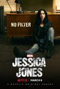 Jessica Jones S2 No Filter poster