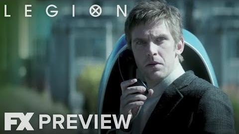 Legion Season 1 Love at First Sight Promo FX