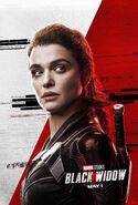 Black Widow Character Posters 03