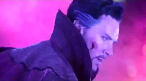 DOCTOR STRANGE TV Spot 25 - Future (2016) Benedict Cumberbatch Marvel Movie HD