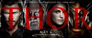 Thor poster wide