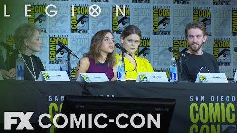 Legion Comic-Con 2017 A New Dance Number? FX
