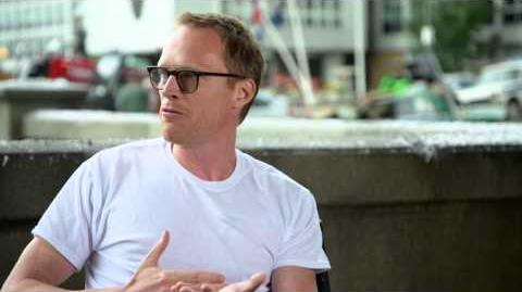 "Marvel's Avengers Age of Ultron Paul Bettany ""Jarvis The Vision"" Interview"