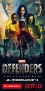 The Defenders Season 1 final poster