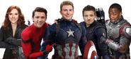 Cap-and-friendsBTS CivilWar