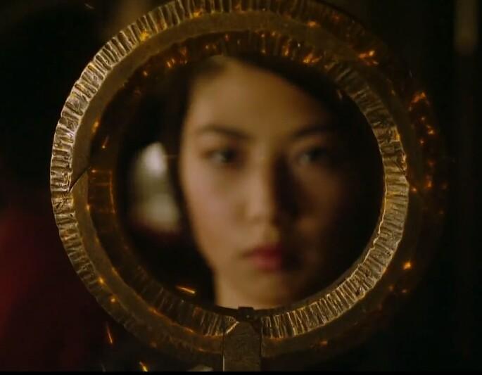 Tina Minoru (Master of the Mystic Arts)