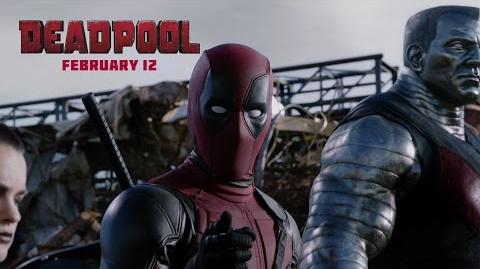 Deadpool Now with Round House Kick! 20th Century FOX