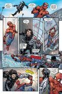 Wintersolider-falcon-vs Spiderman