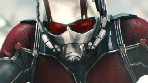 ANT-MAN TV Spot 15 (2015) Paul Rudd Marvel Superhero Movie HD