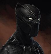Black Panther Concept Art 02