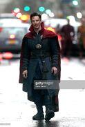 Doctor Strange Filming 39