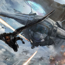 Falcon Chased by Fighter Concept Art.jpg