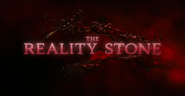 Reality Stone Avengers Age of Ultron Bluray
