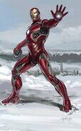 Iron Man's Mark 45 Armor Concept Art 02