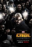 Luke Cage Season Season 2 Poster