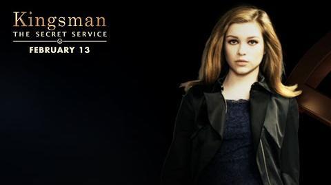 Kingsman The Secret Service Meet Roxy HD 20th Century FOX