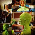 Guardians of the Galaxy Vol. 2 Pre-Production Zoe