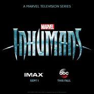 Inhumans Official TV Logo
