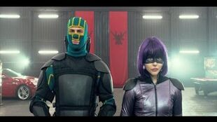 Kick-Ass 2 Extended NSFW Trailer