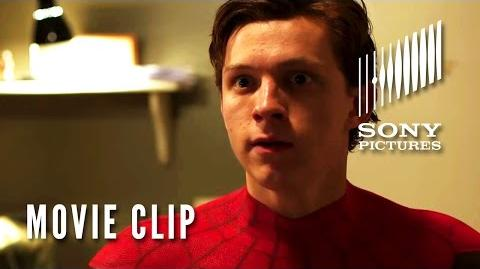 SPIDER-MAN HOMECOMING Movie Clip - You're the Spider-Man?