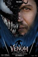 Venom Let There Be Carnage Character Posters 01