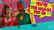 WandaVision Valentine's Day Cards 05