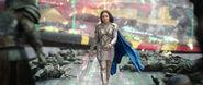 Brunnhilde as Valkyrie in Thor Ragnarok 2017