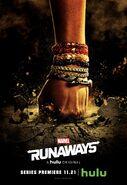 Runaways Character Poster 06