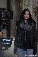 The Defenders Filming 03