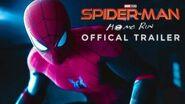SPIDER-MAN 3 HOME RUN (2021) Teaser Trailer Concept Tom Holland, Zendaya, Marisa Tomei