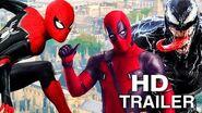Marvel Studios' SPIDER-MAN HOMESICK - Teaser Trailer (2021) Tom Holland Marvel Movie Concept