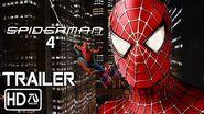 Spider-Man 4 Spider-Verse HD Trailer - Tobey Maguire, Tom Holland Fan Made