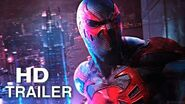SPIDER-MAN 2099 Multiverse - Teaser Trailer Concept (HD) Grant Gustin Marvel Movie