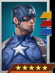 Steve Rogers (First Avenger) Enemy