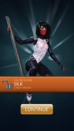 Silk (Cindy Moon) Recruit