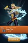 Magik (Classic) Recruit