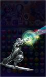 Silver Surfer (Skyrider) Cosmic Beam