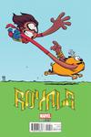 Lockjaw (Royal Bulldog) Young Cover