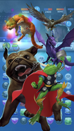 Throg (Puddlegulp) Pet Avengers Assemble!