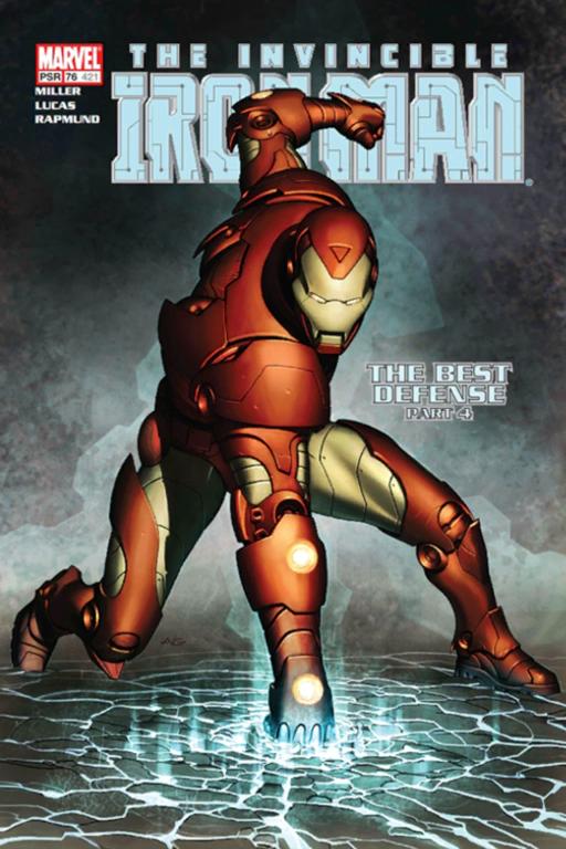 Iron Man (Model 35)