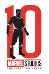 Black Panther (King of Wakanda) Marvel Stud10s
