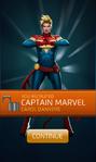Recruit Captain Marvel (Carol Danvers)