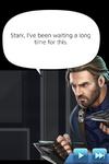 Captain America (Infinity War) Cutscene