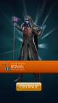 Ronan (The Accuser) Recruit
