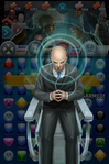 Professor X (Charles Xavier) Psychic Convergence