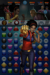 Misty Knight (Heroes for Hire) Bionic Beatdown