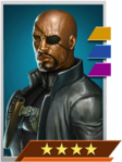 Enemy Nick Fury (Director of SHIELD)